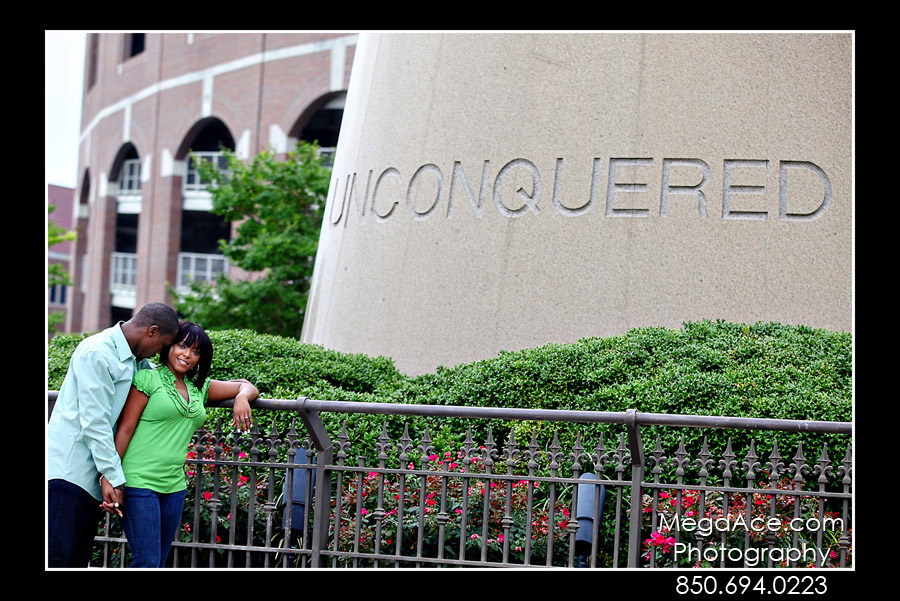 Engagement Photography Session in Tallahassee