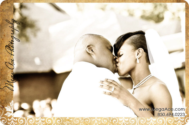 Mega Ace wedding photography at Golden Eagle Country Club in Tallahassee Florida