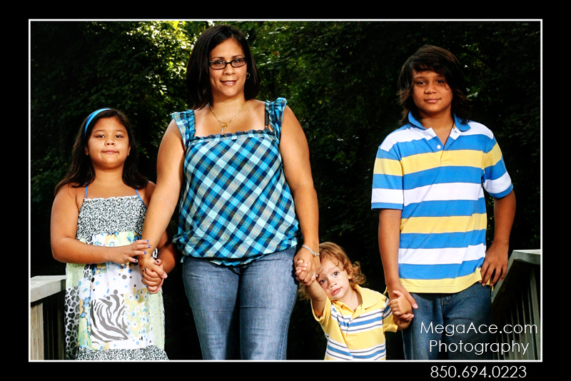 Family Photography in tallahassee dorothy b. oven park