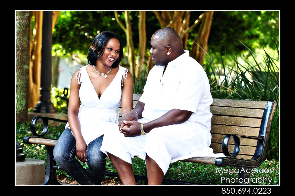 Engagement Photo Session in Tallahassee