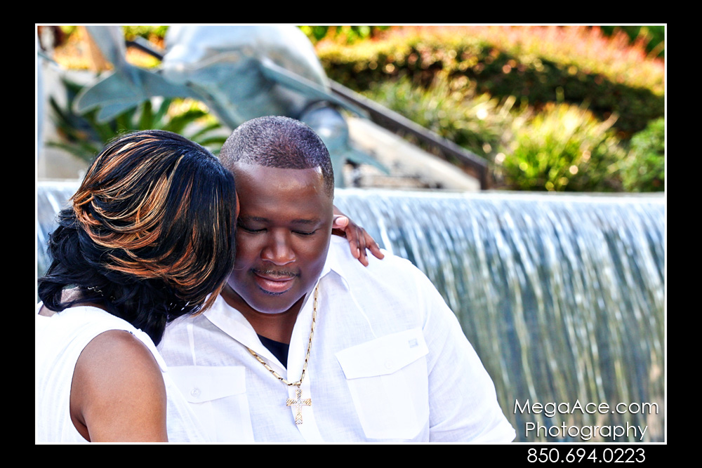 eEngagement Photo Session in Tallahassee