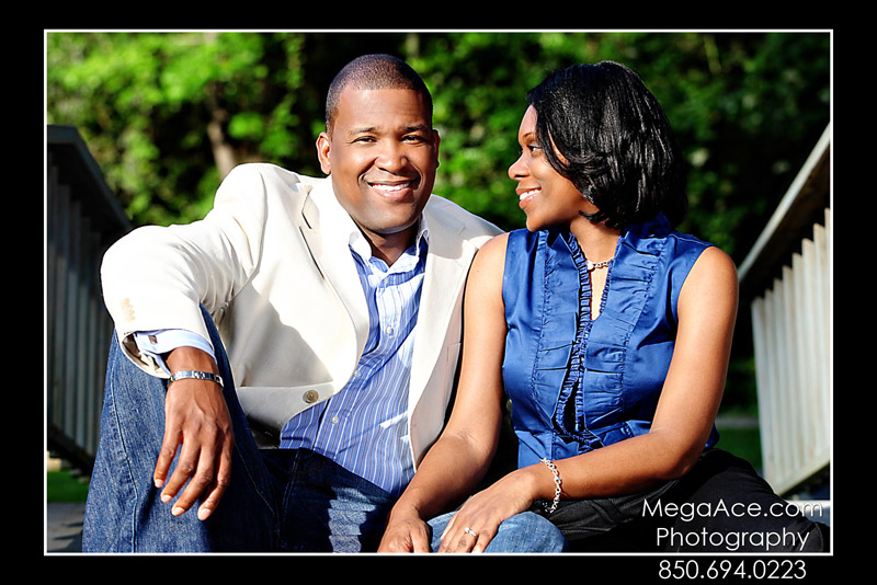 Mega Ace Engagement Session with Michael and Patricia