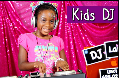 childrens kids dj