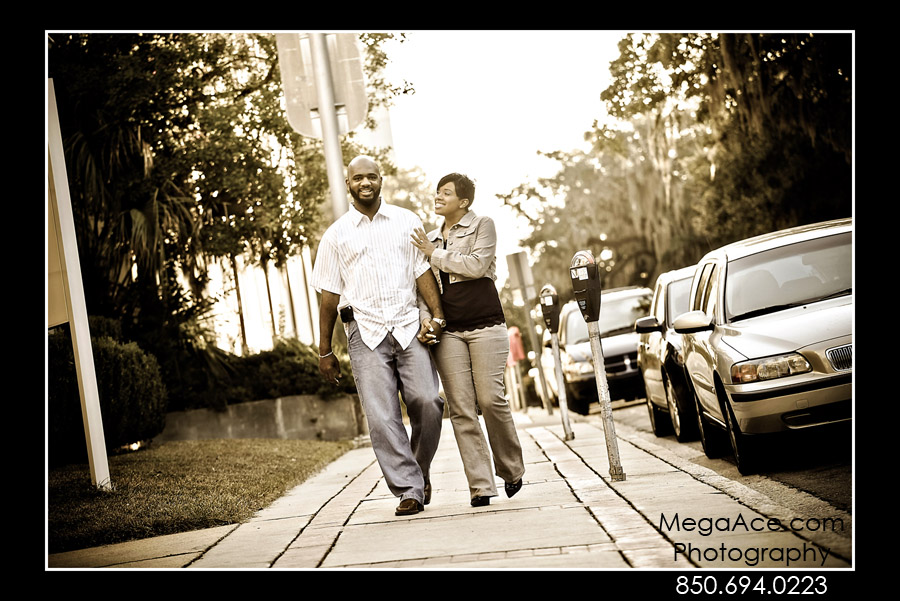 Aquila and Demetrice's Engagement Session