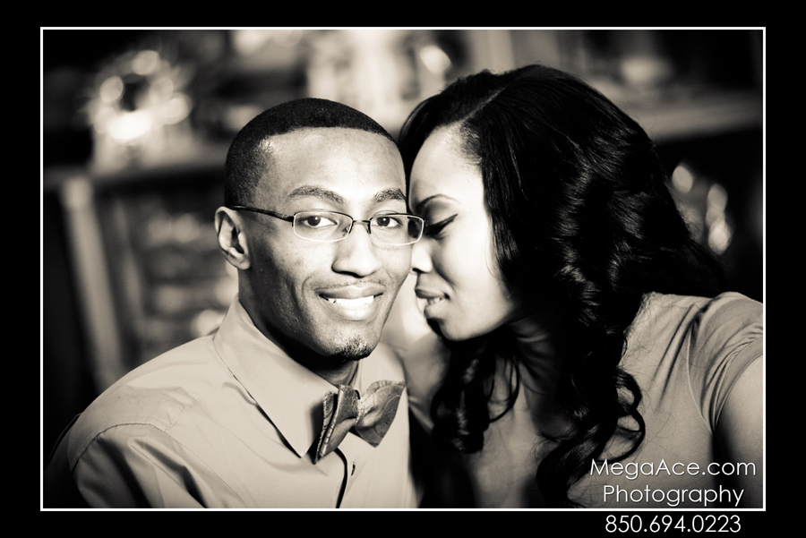 Engagement Session with Tamarrah and Chris